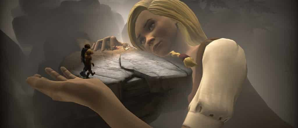 brothers: a tale of two sons spooky dream