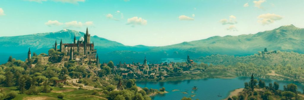Touissant - Witcher 3 Expansion
